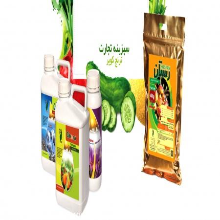 تولید کننده و واردکننده انواع کودهای ارگانیک و شیمیایی