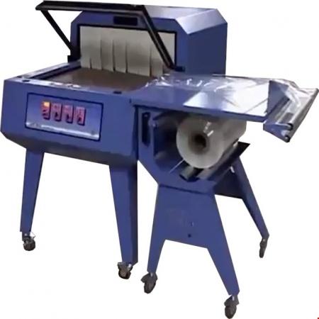دستگاه شرینک  سيستم دوخت حرارتي  قابليت تنظيم درجه حرارت تايمر خودکار دستگاههای چاپ و بسته بندی در انواع: دستگاه شرینک پک رومیزی، دستگاه دوخت حرارتی و بسته بندی پدالی، دستگاه دوخت حرارتی و بسته بندی، شرینک پک کابینی ساده، شرینک پک کابینی اتومات، دستگاه شرینک پک تونلی، شرینک پک تونلی تمام اتوماتیک...   کاربرد:جهت بسته بندي انواع جعبه ، مجلات، اساب بازي ، قطعات ، مواد غذايي و.. در کارگاه يا منزل. آدرس: مشهد بزرگراه اسيايي ازادي82 تلفن:  05132403967 - 09920989513 کانال تلگرام : @ForceMachine_ir سايت : www.ForceMachine.ir زمينه فعاليت : طراحي / توليد ماشين آلات و دستگاه هاي صنعت چاپ و بسته بندي ، صنايع غذايي و تجهيزات پخت صنعتي، صنایع غذایی،آرایشی،بهداشتی،پزشکی و صنعت خودرو